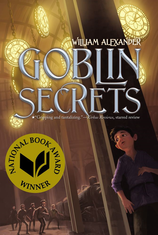 Goblin Secrets By: William Alexander