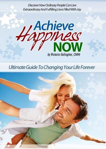Achieve Happiness Now