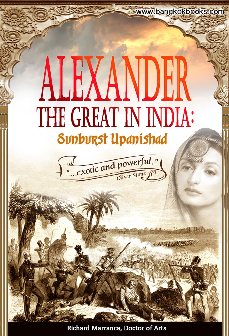 Alexander The Great in India By: Richard Marranca