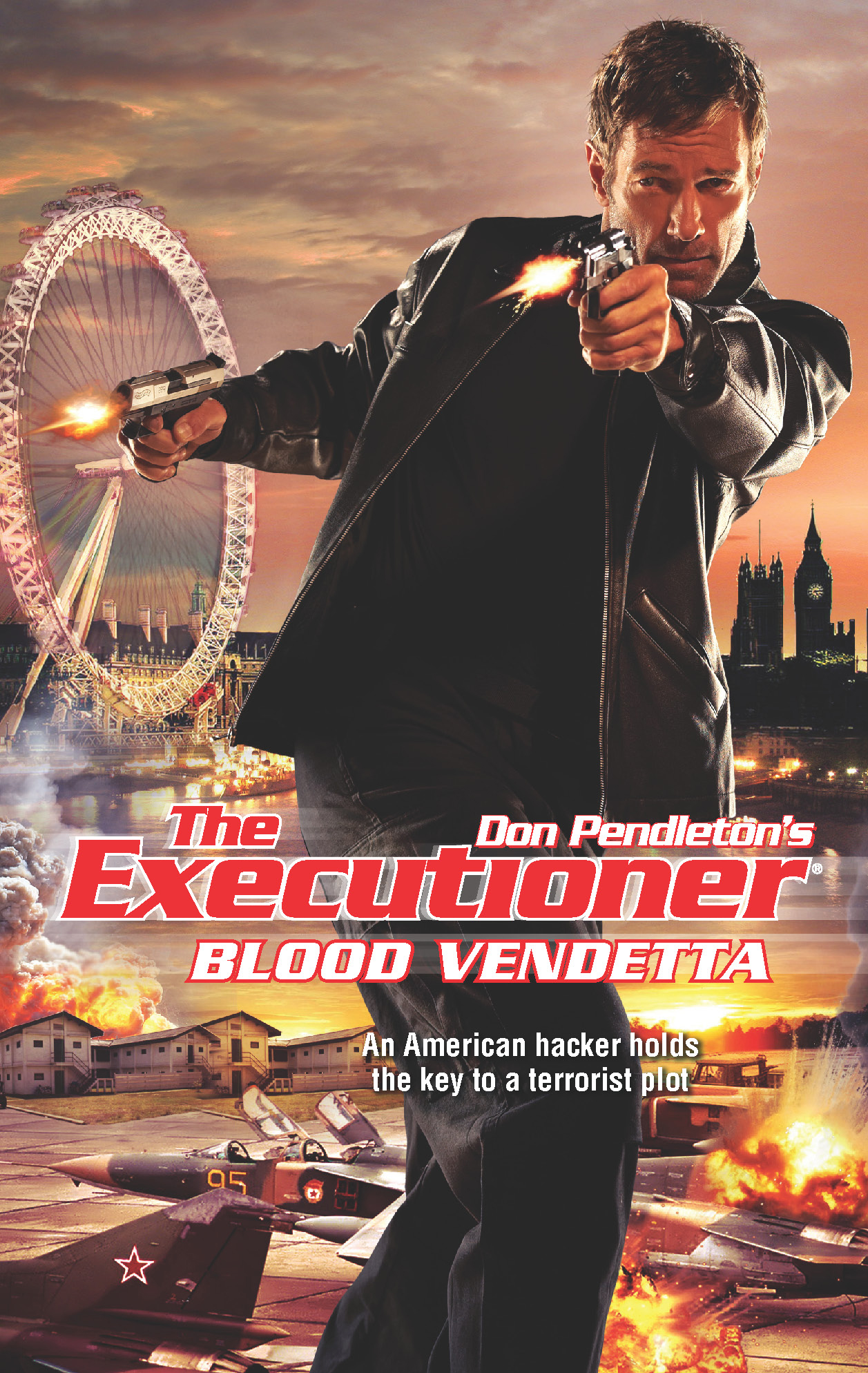 Blood Vendetta By: Don Pendleton