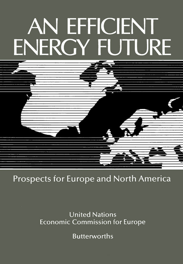 An Efficient Energy Future Prospects for Europe and North America
