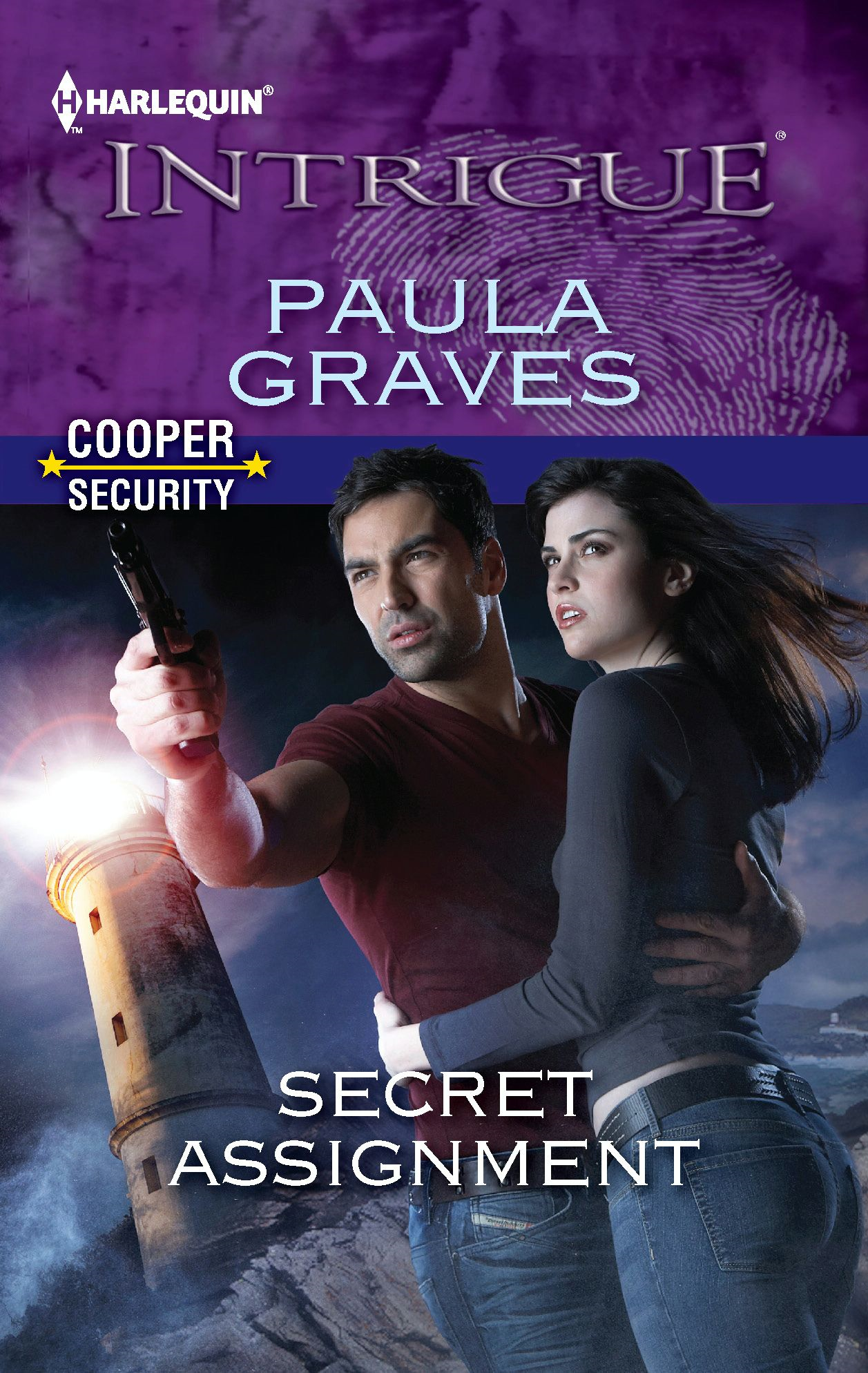 Secret Assignment By: Paula Graves