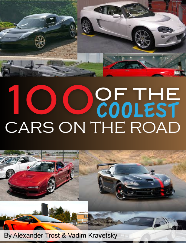 100 of the Coolest Cars on the Road