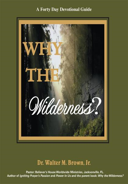 Why The Wilderness: A Forty Day Devotional Guide By: Walter Brown Jr