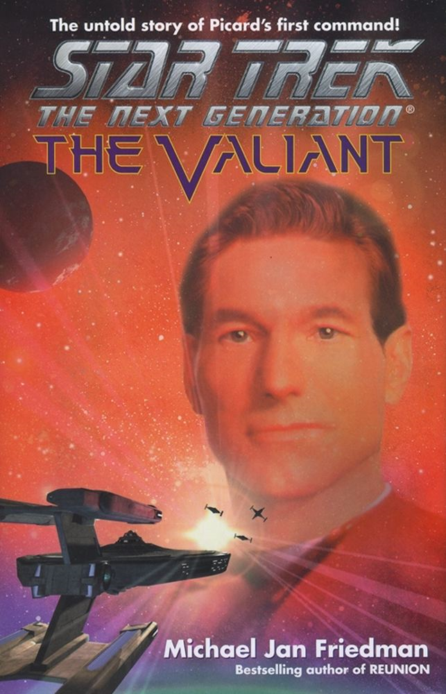 The Valiant By: Michael Jan Friedman