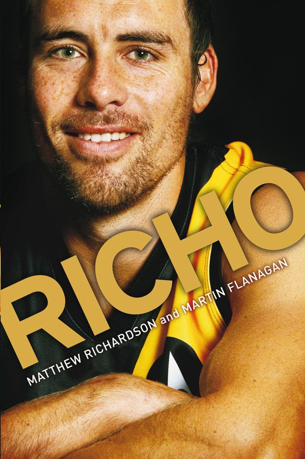 Richo By: Martin Flanagan,Matthew Richardson