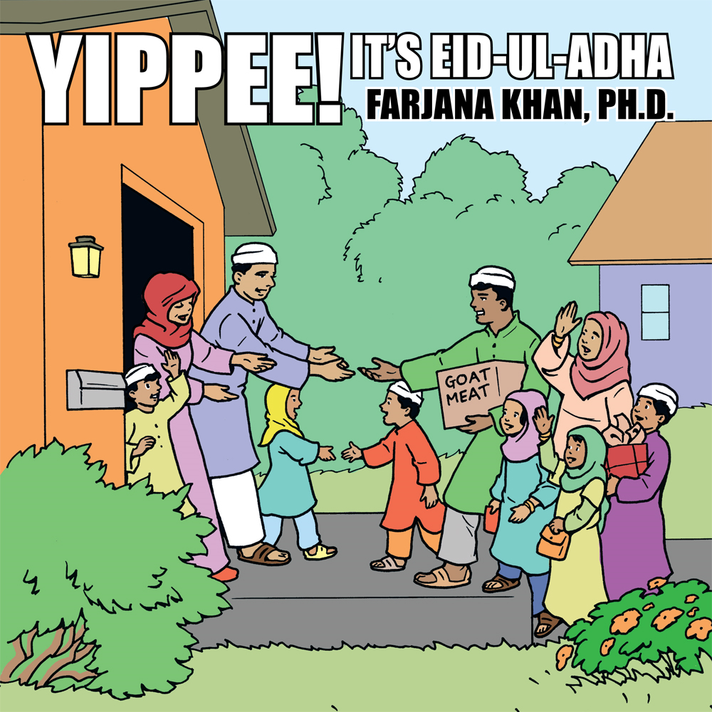 Yippee! It's Eid-ul-Adha