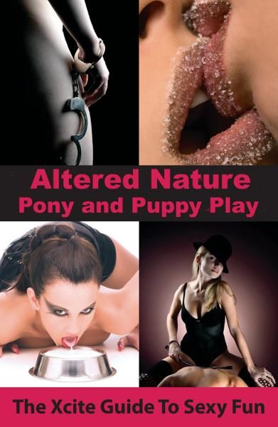 Pony and Puppy Play By: Aishling Morgan