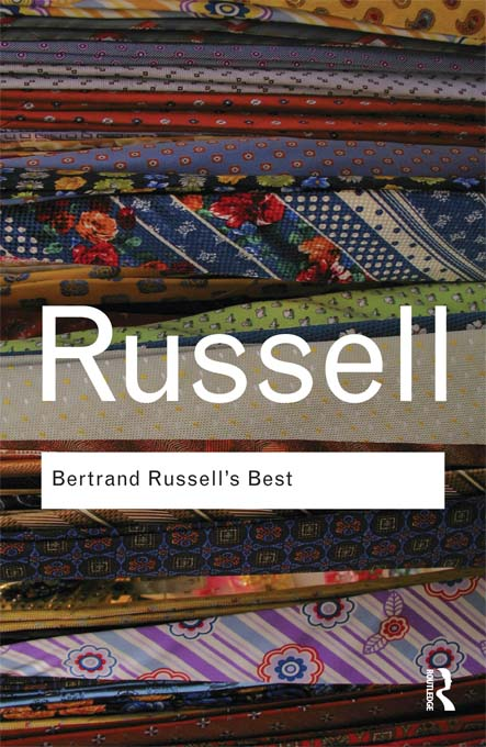 Bertrand Russell's Best