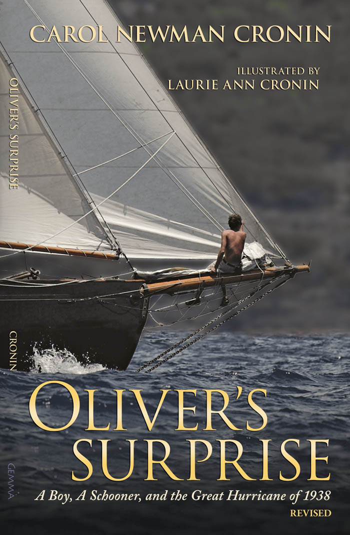 Oliver's Surprise, revised: A Boy, a Schooner, and the Hurricane of 1938