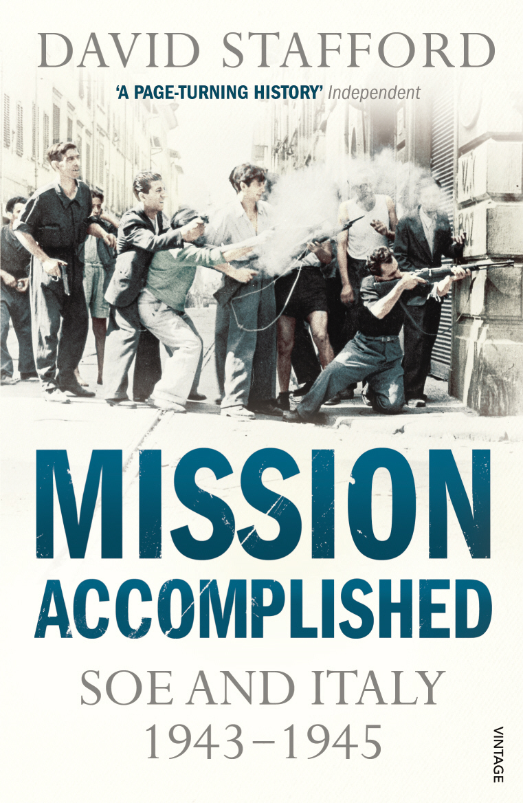 Mission Accomplished By: David Stafford