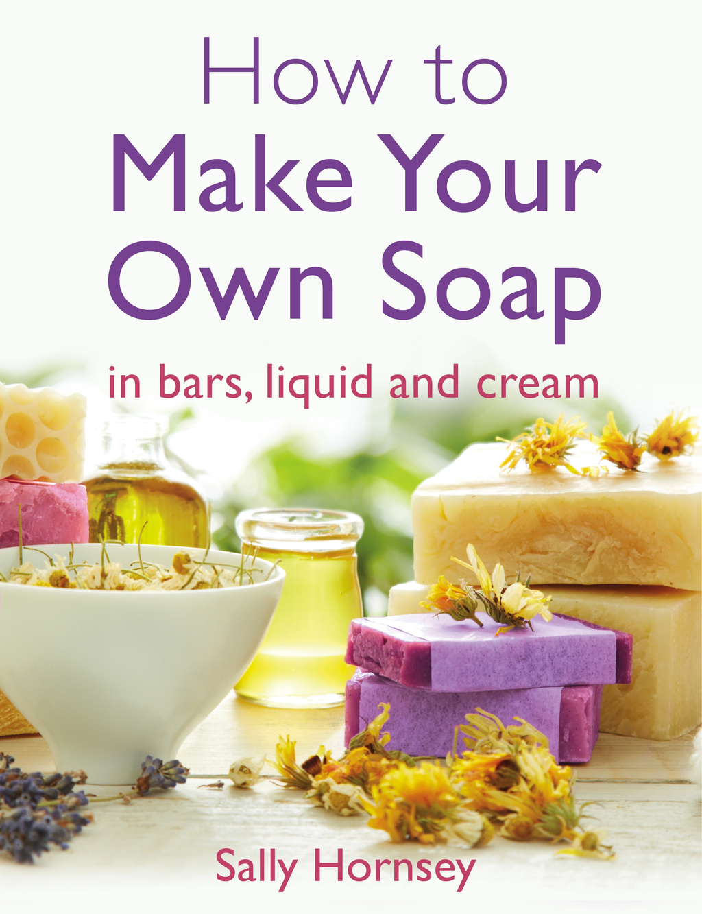 How To Make Your Own Soap ? in traditional bars,  liquid or cream