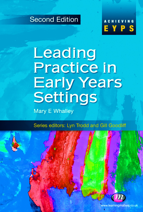 professional practice in early years settings essay