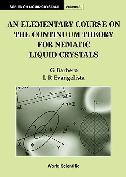 AN ELEMENTARY COURSE ON THE CONTINUUM THEORY FOR NEMATIC LIQUID CRYSTALS
