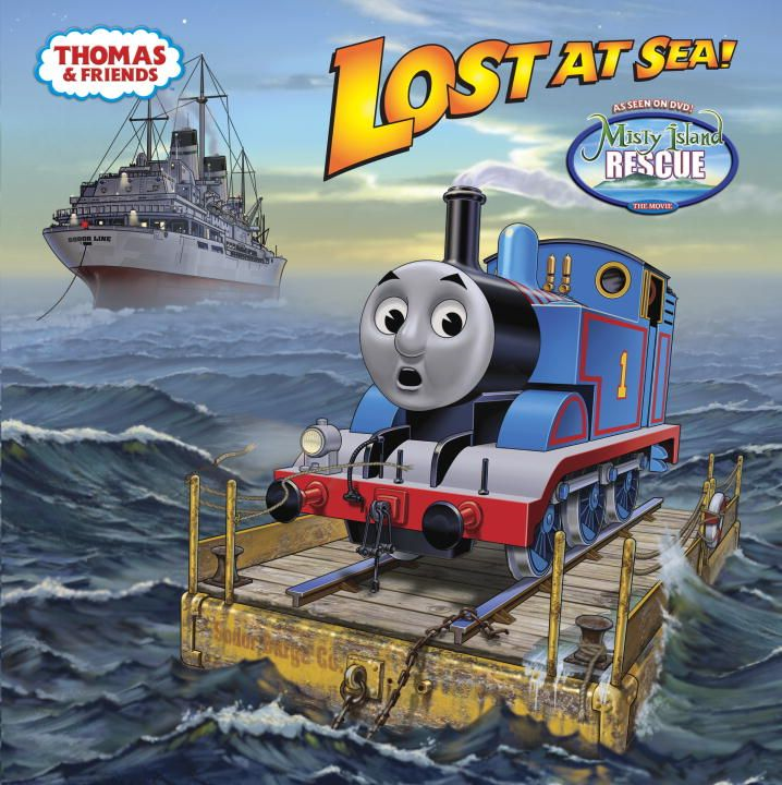 Lost at Sea (Thomas & Friends)