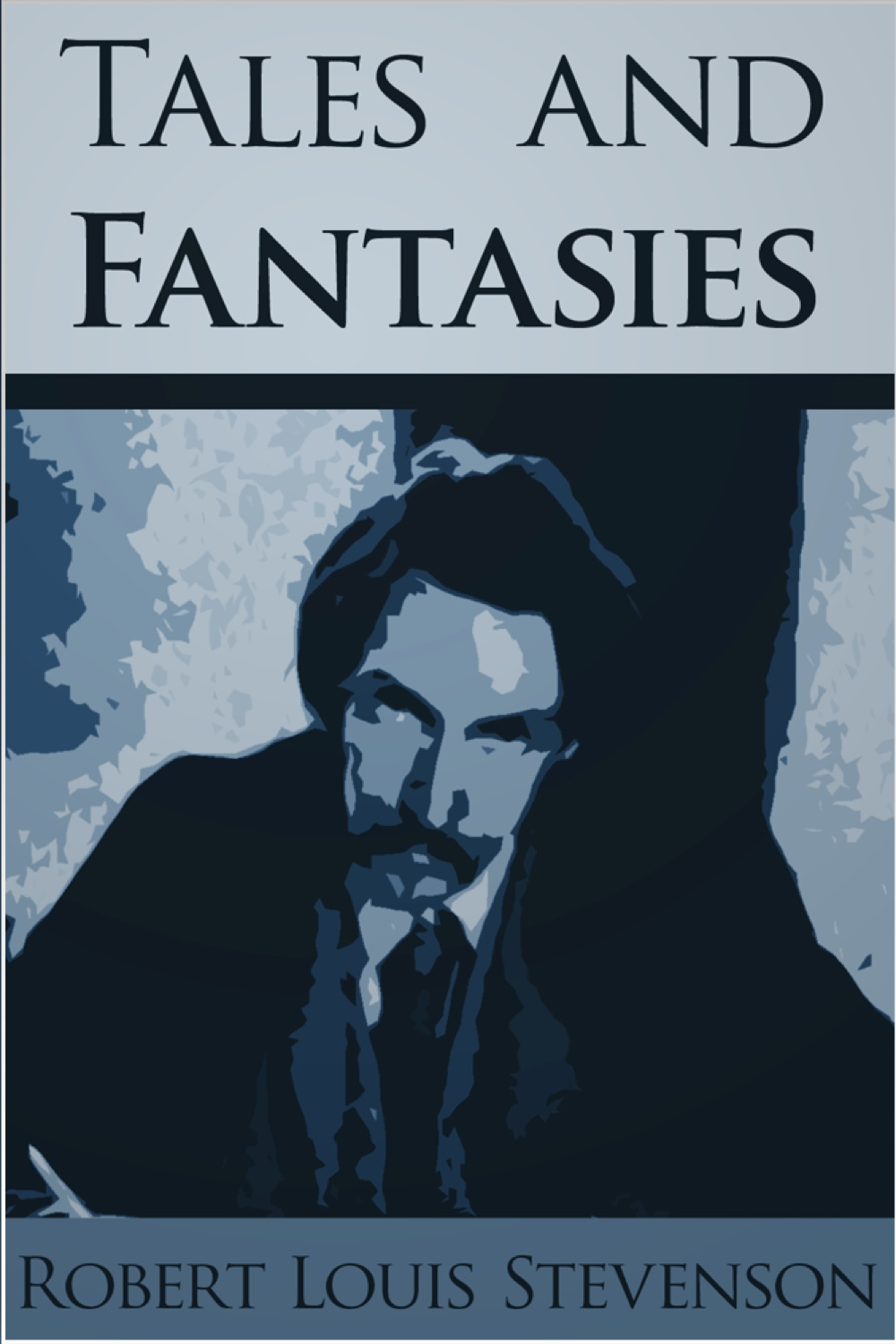 Cover Image: Tales and Fantasies