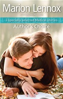 Marion Lennox Author Favourites/rescue At Cradle Lake/the Doctor's Proposal/a Special Kind Of Family: