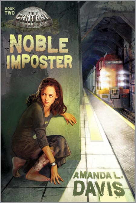 Noble Imposter By: Ms. Amanda L Davis