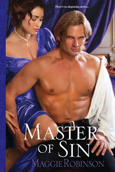 Master of Sin By: Maggie Robinson