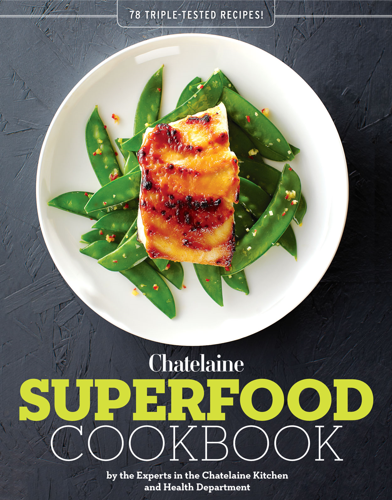 Chatelaines Superfood Cookbook