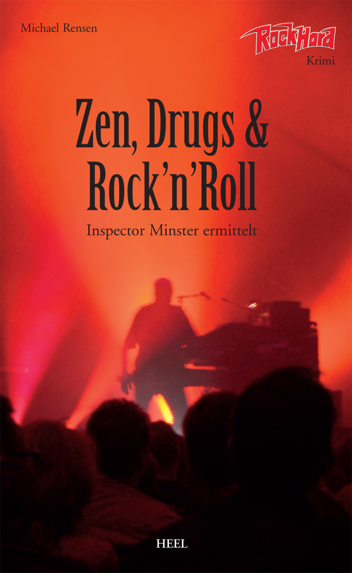 Zen, Drugs & Rock'n'Roll: Inspector Minster ermittelt