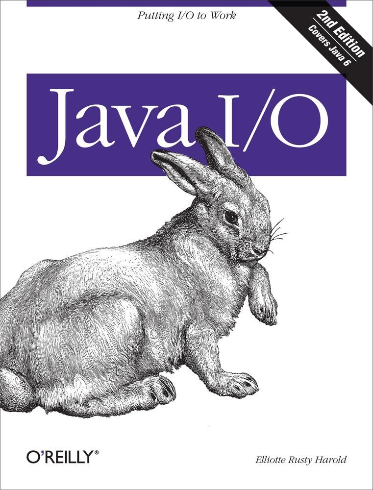 download Java I/O book
