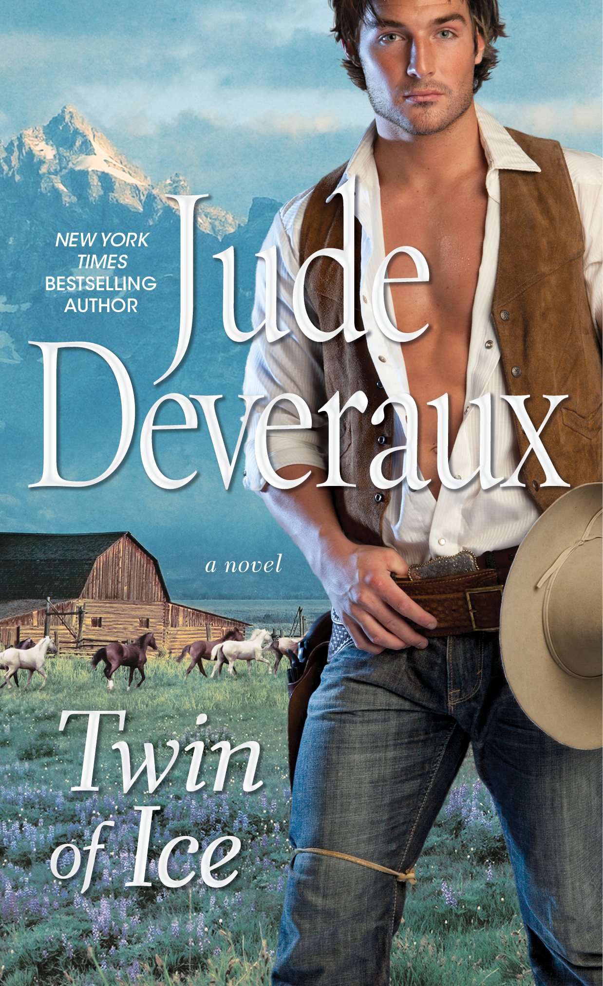 Twin of Ice By: Jude Deveraux