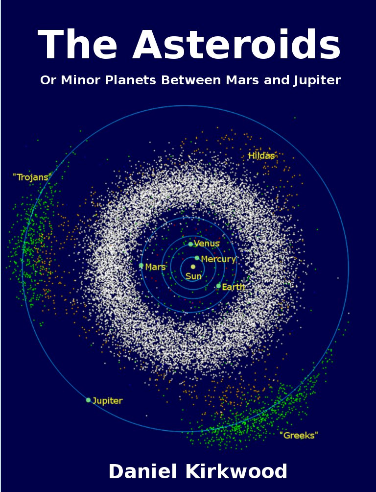 The Asteroids-Or the Minor Planets Between Mars and Jupiter