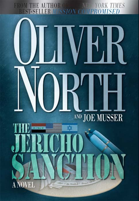 download The Jericho Sanction: A Novel book