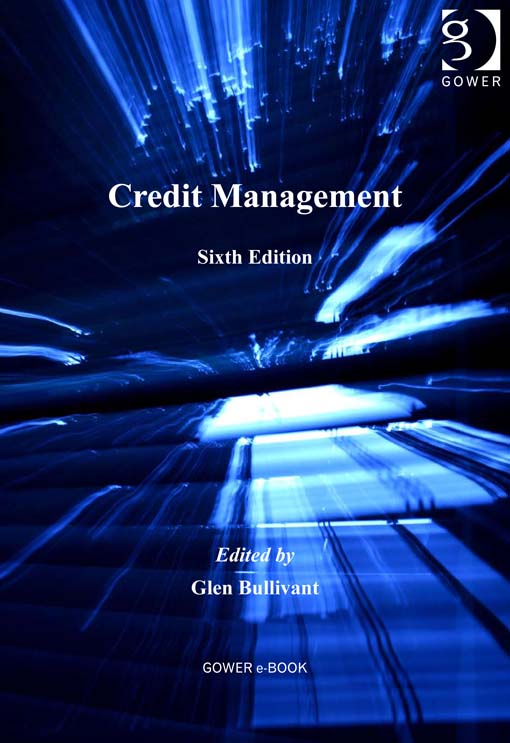 Credit Management By: Glen Bullivant