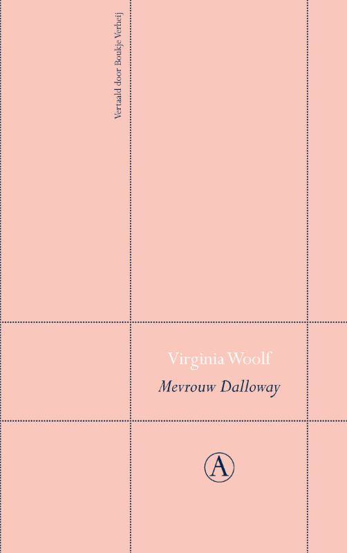 Book Cover: Mevrouw Dalloway