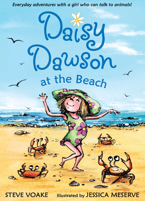 Daisy Dawson at the Beach By: Steve Voake