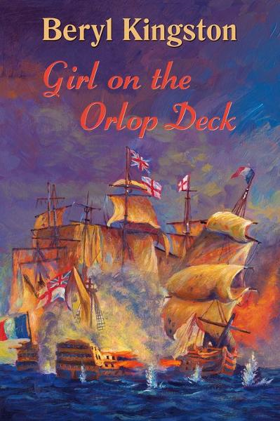 Girl on the Orlop Deck By: Beryl Kingston