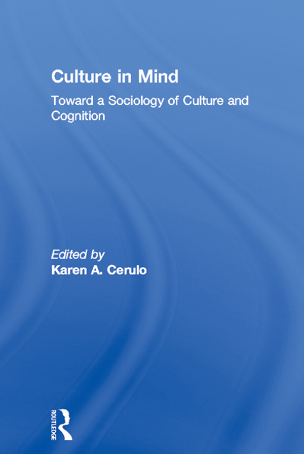 sociology the study of culture essay
