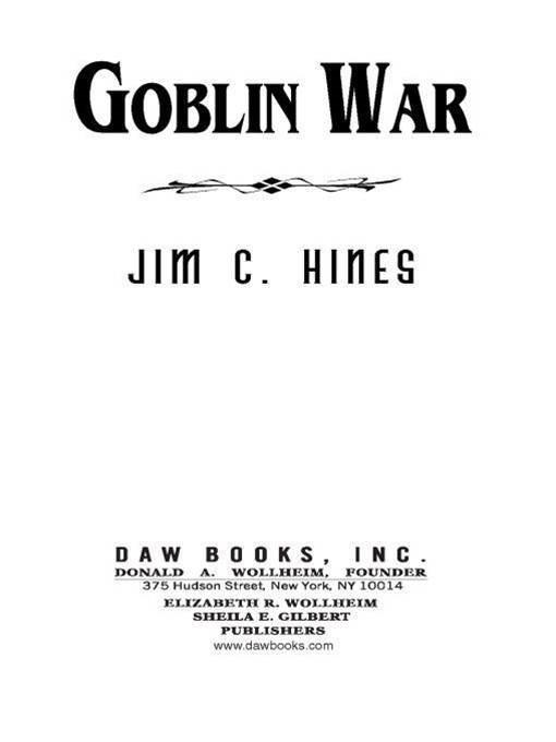 Goblin War By: Jim C. Hines
