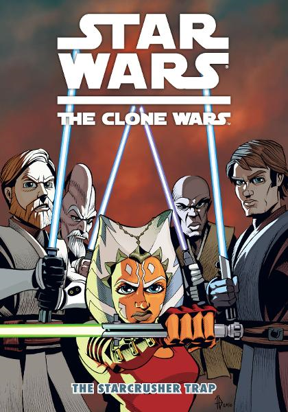 Star Wars: The Clone WarsThe Starcrusher Trap