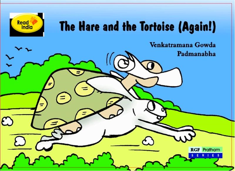 The Hare and the Tortoise(Again!) By: Venkataramana Gowda