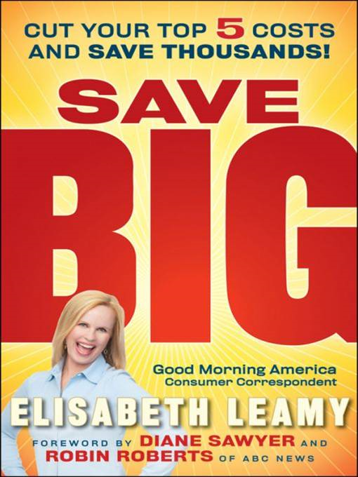 Save Big By: Elisabeth Leamy