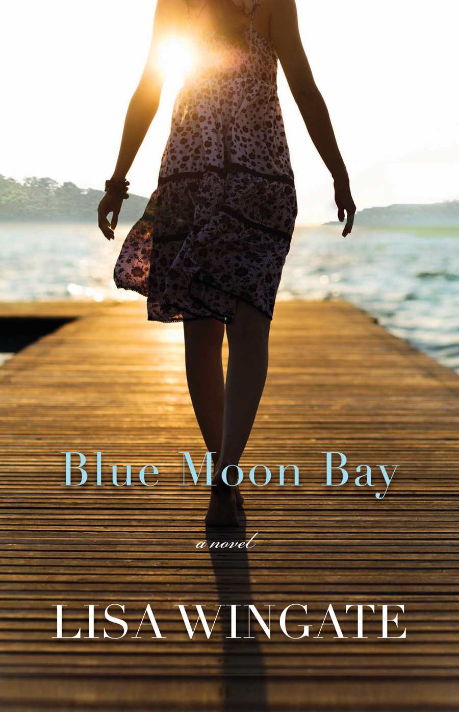 Blue Moon Bay (The Shores of Moses Lake Book #2) By: Lisa Wingate