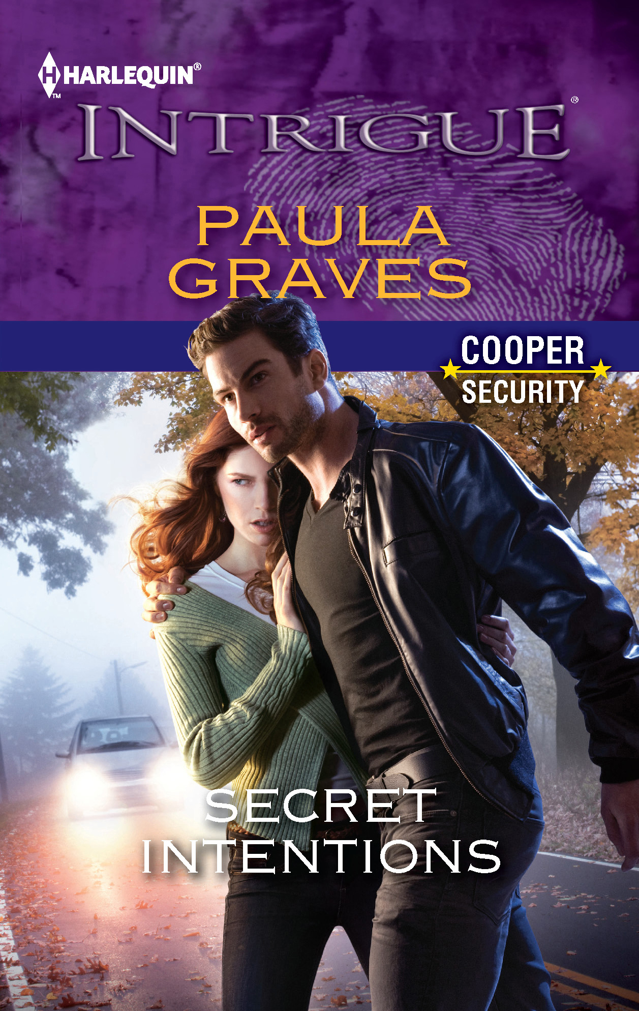 Secret Intentions By: Paula Graves