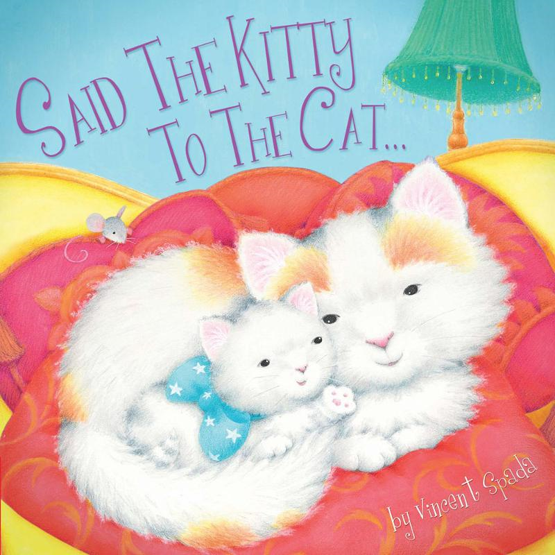 Said the Kitty to the Cat