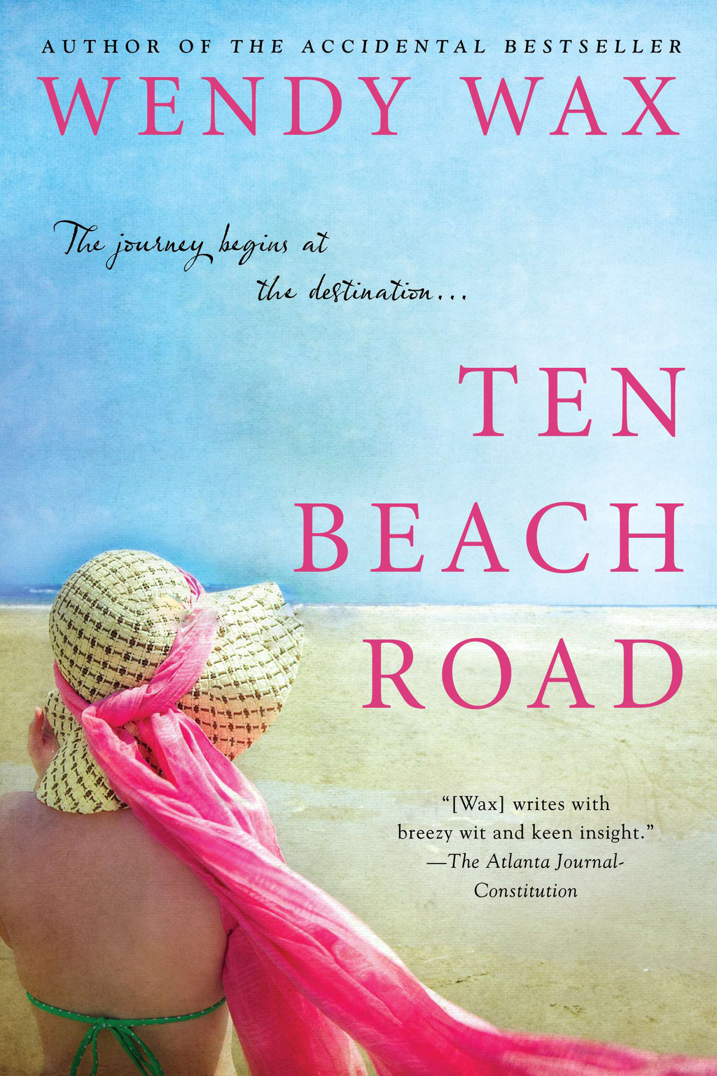 Ten Beach Road By: Wendy Wax