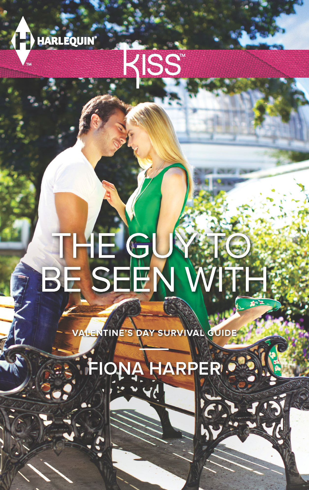 The Guy To Be Seen With By: Fiona Harper