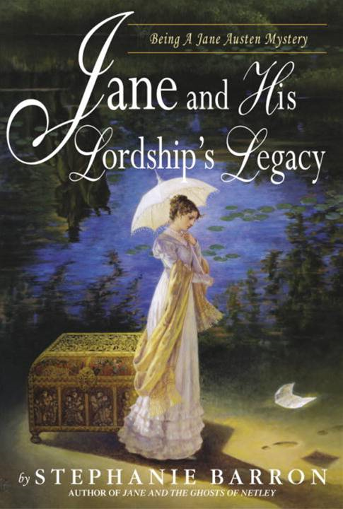 Jane and His Lordship's Legacy By: Stephanie Barron