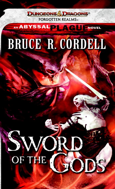 Cover Image: Sword of the Gods