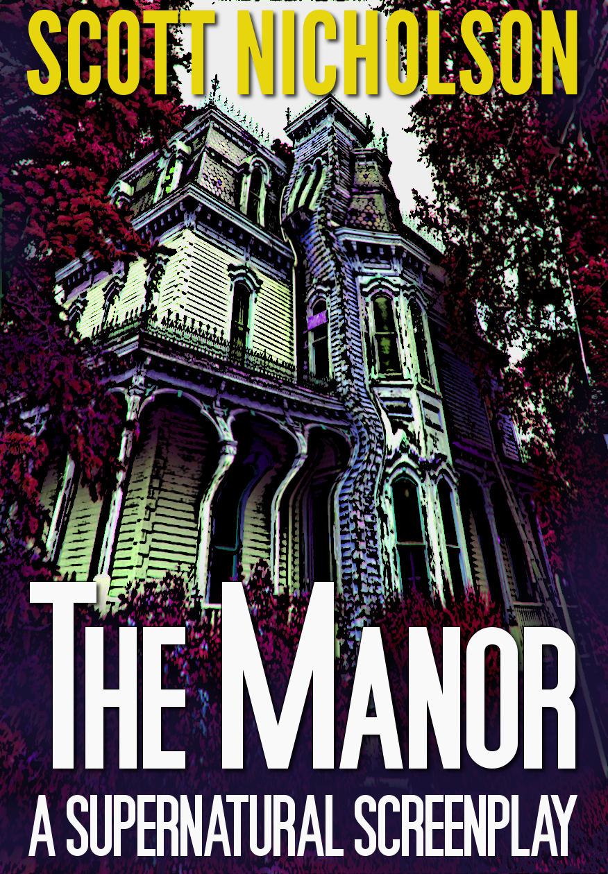 The Manor: A Supernatural Screenplay