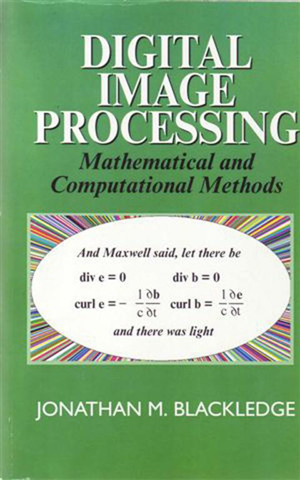 Digital Image Processing Mathematical and Computational Methods