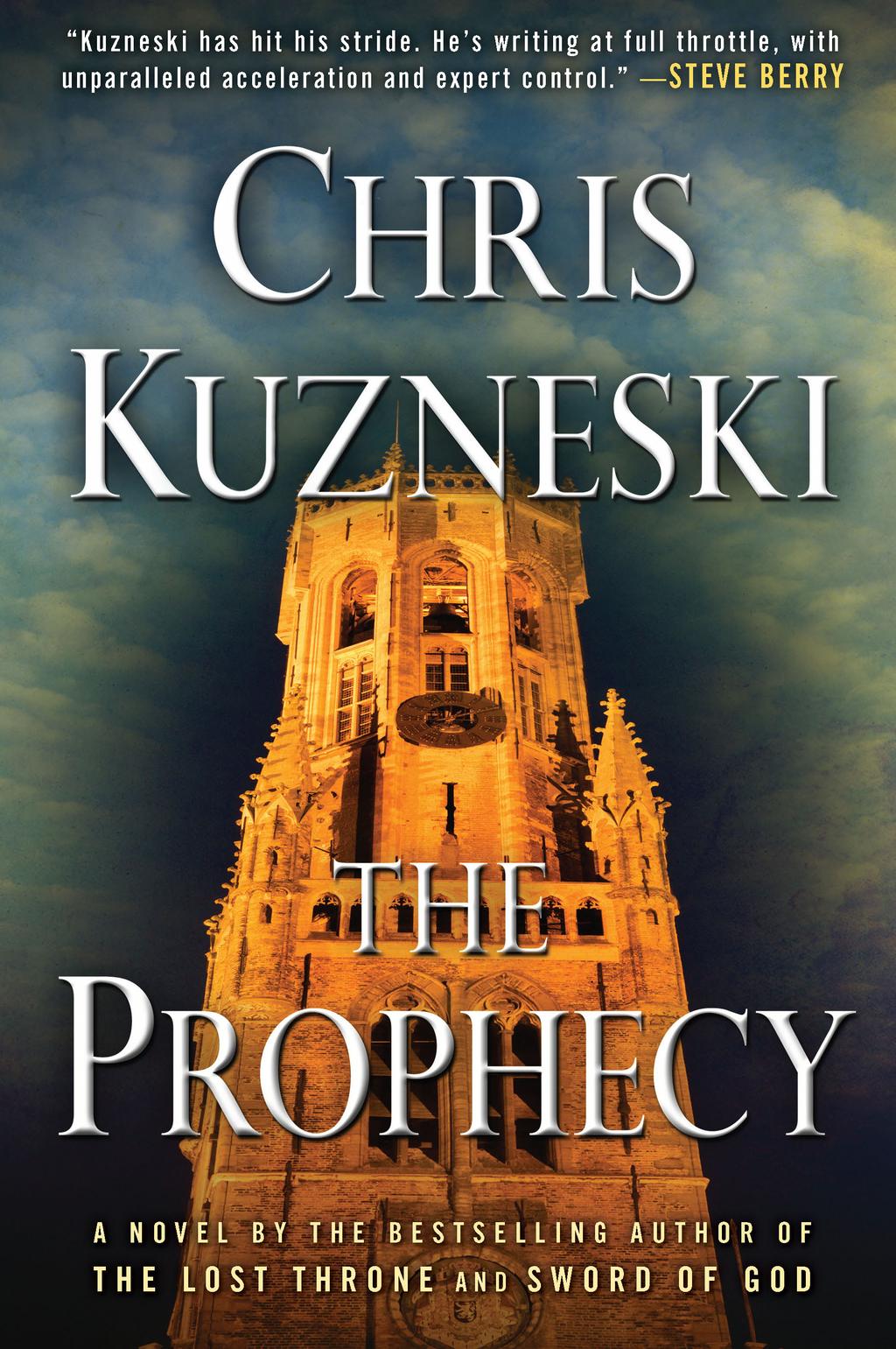 The Prophecy By: Chris Kuzneski