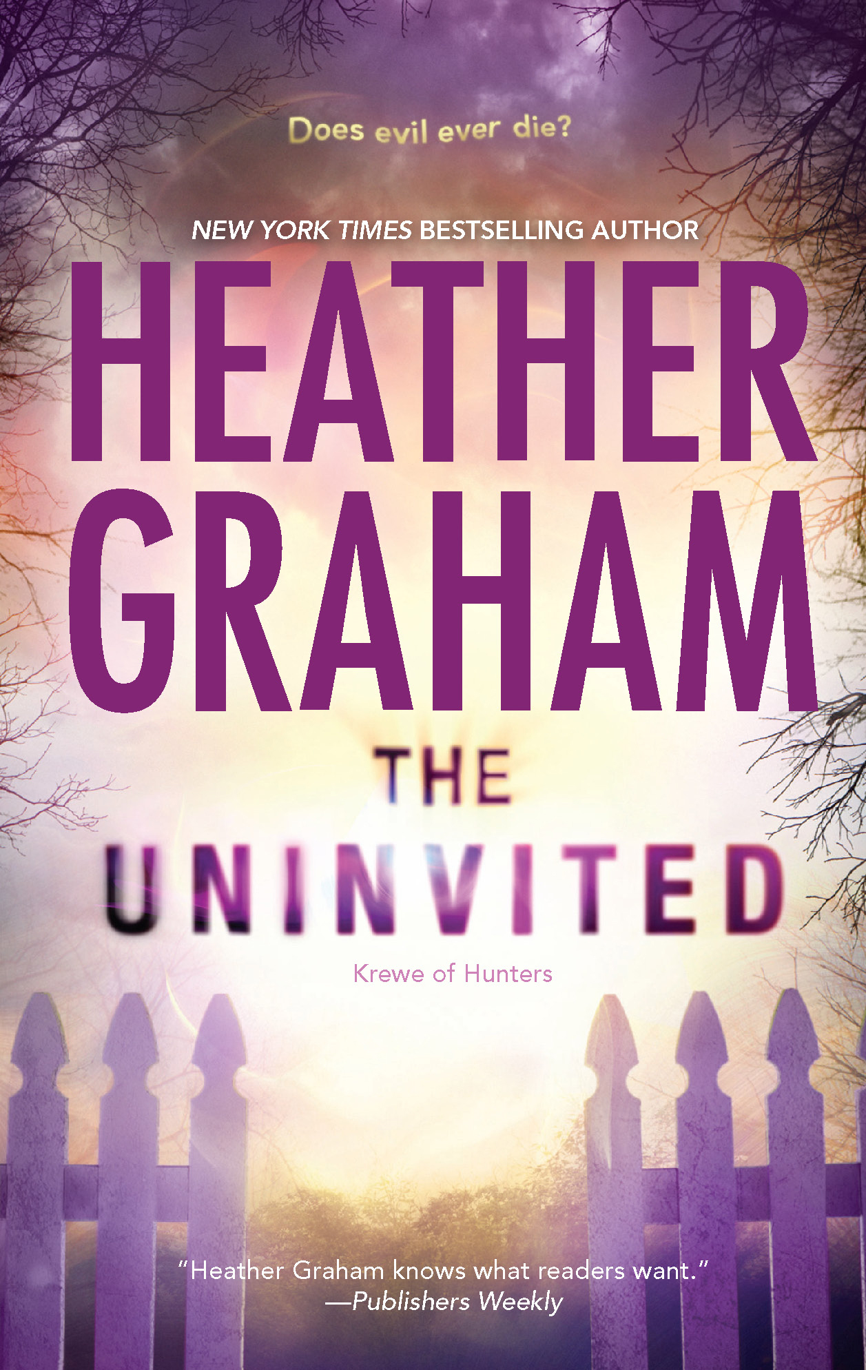 The Uninvited By: Heather Graham