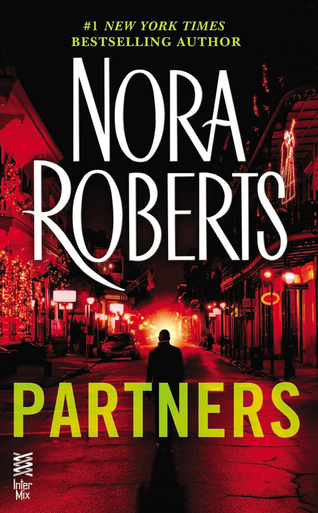 Partners By: Nora Roberts